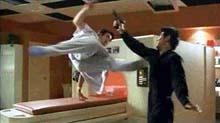 Li y Li pelean